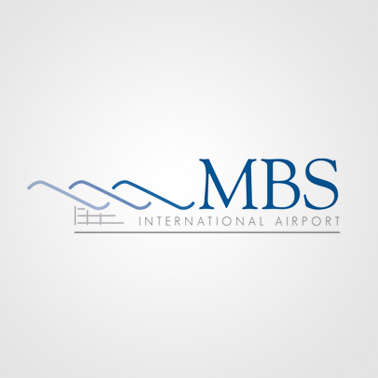 MBS Airport logo