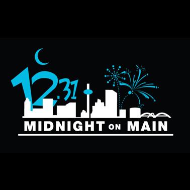 Midnight on Main logo